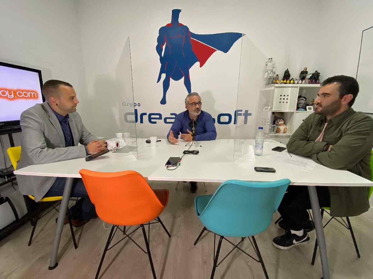 """Antonio López """"Los autónomos y pymes de Alcorcón y Madrid ya tenemos nuestro partido político"""""""