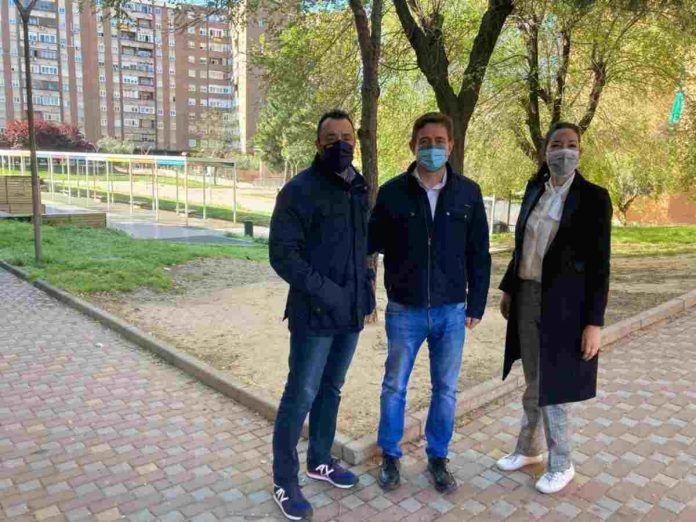"""""""Abandono y miedo"""" según Vox en el entorno de San Pedro Bautista en Alcorcón"""