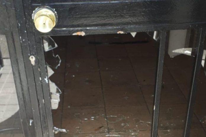 Varios robos y actos de vandalismo en restaurantes y locales de Alcorcón
