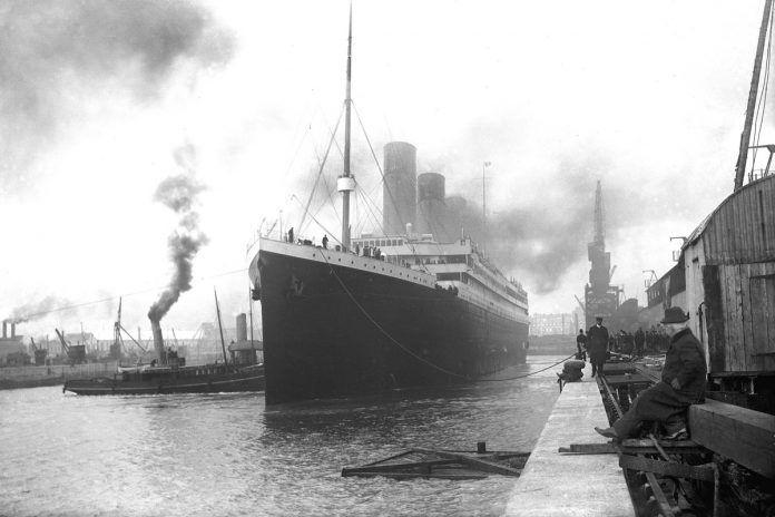Cómo aprender sobre la historia del Titanic desde Alcorcón
