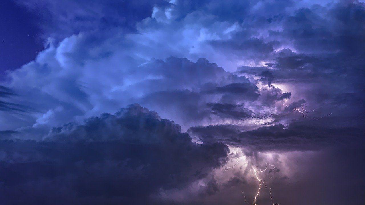 Sábado de alerta amarilla por tormentas en Alcorcón
