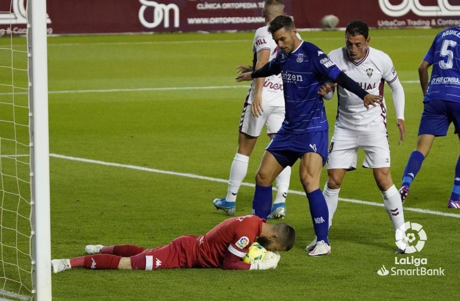 Albacete 0-1 Alcorcón/ Xisco saca del descenso al Alcorcón