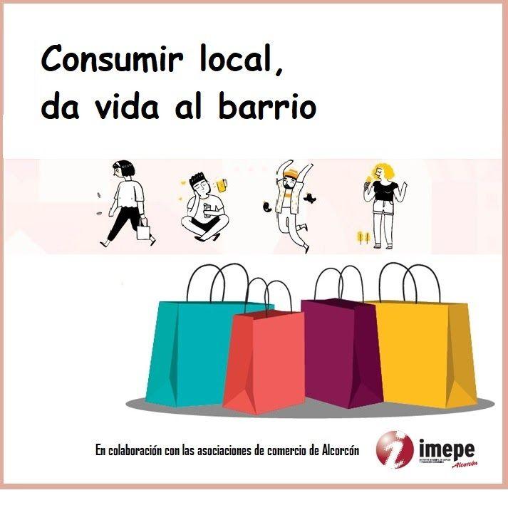Alcorcón '¡Devuelve la sonrisa al comercio local!'