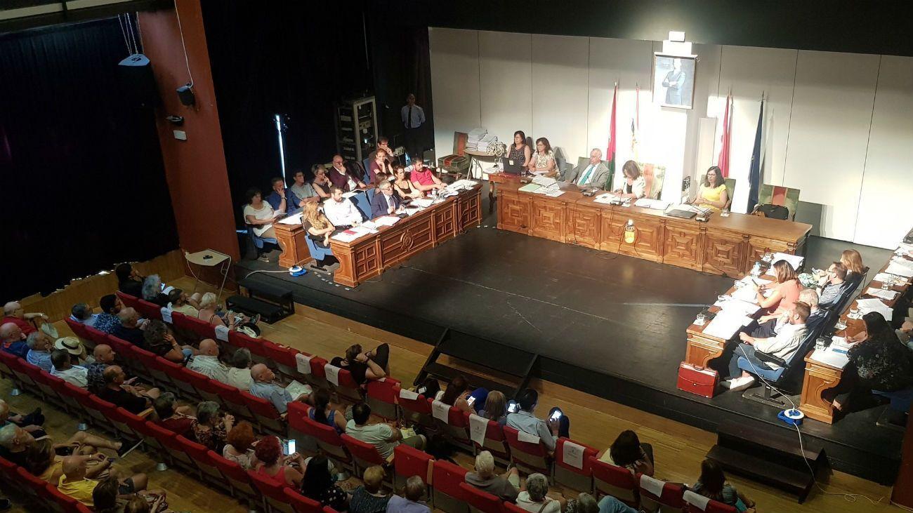 Vox Alcorcón solicita que retornen los Plenos Municipales presenciales en Alcorcón