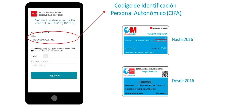 Los vecinos de Alcorcón pueden auto-citarse para vacunarse desde el 26 de mayo