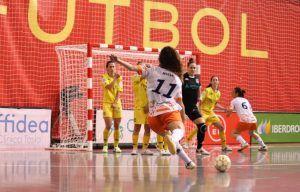 El AD Alcorcón FSF cae en cuartos de Copa de la Reina ante Universidad de Alicante