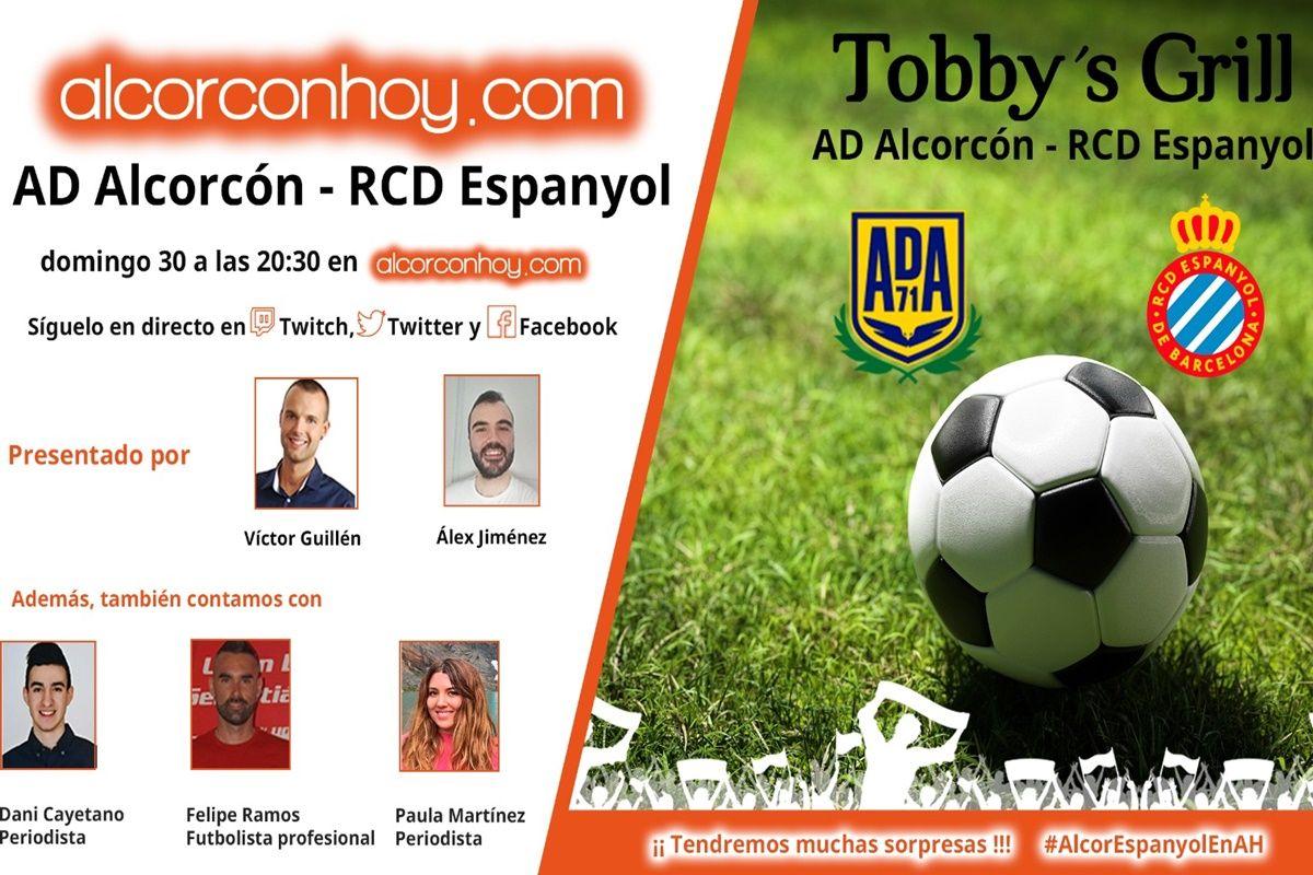 Sigue en directo el Alcorcón – Espanyol, una auténtica final