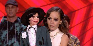 Celia Muñoz, la ventrílocua de Alcorcón que ha ganado 'Got Talent'