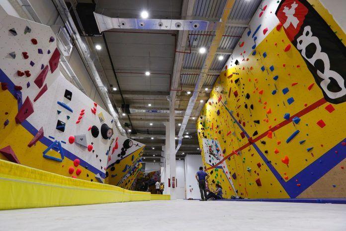 Climbat, el rocódromo de X-Madrid, duplica su superficie e inaugura una nueva sala en Alcorcón