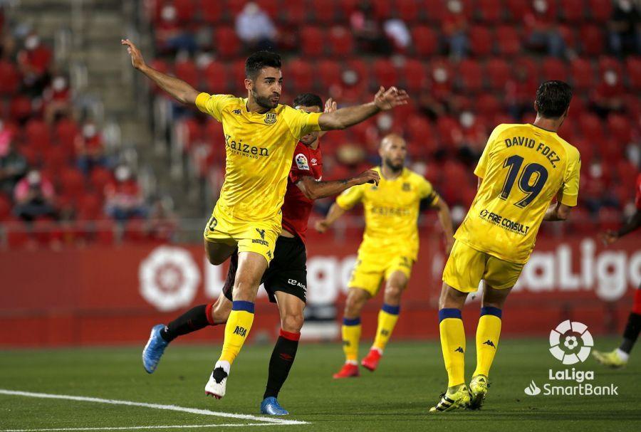Mallorca 2-0 Alcorcón/ El Alcorcón no amarga la fiesta al Mallorca