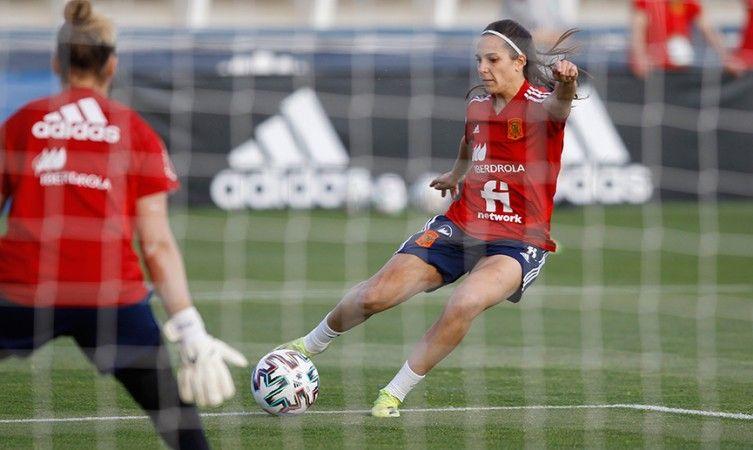 La Selección Española Femenina jugará en Alcorcón