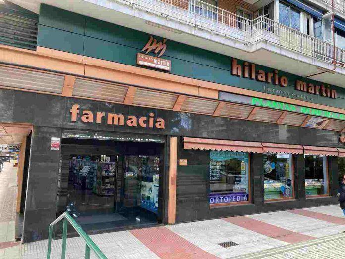 Alcorcón sin plazas de aparcamiento para usuarios de las farmacias
