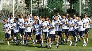 Felipe Ramos Real Madrid