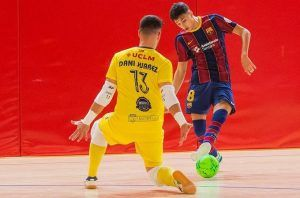 Dos vecinos de Alcorcón, a por la élite del fútbol sala