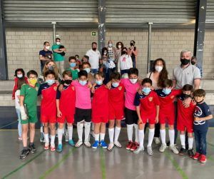 Alcorcón se corona en el fútbol sala de Madrid