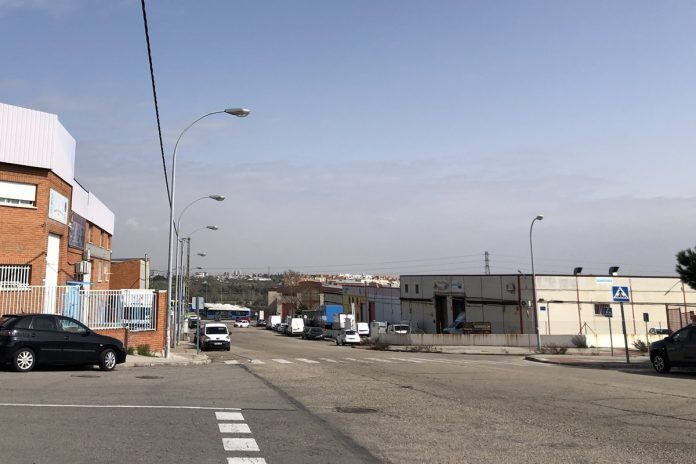 Cortes de tráfico por obras en varias zonas de Alcorcón