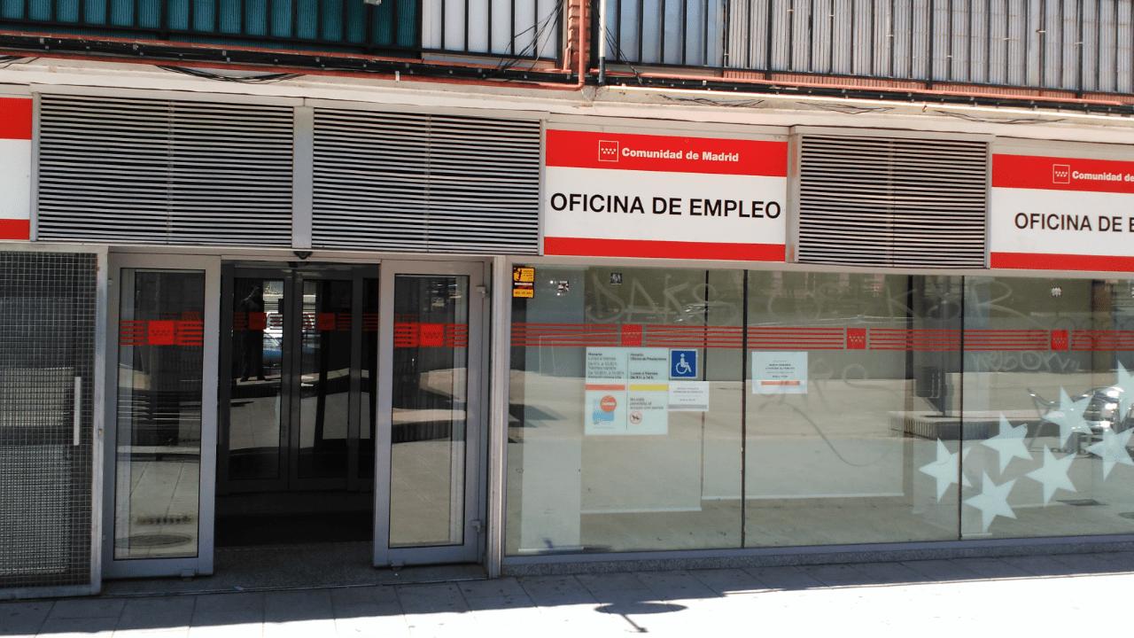 El paro baja en abril en Alcorcón