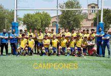 Título de Liga para la cantera del Rugby Alcorcón