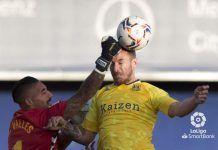 Alcorcón 0-0 Las Palmas/ El Alcorcón no encontró el camino del gol