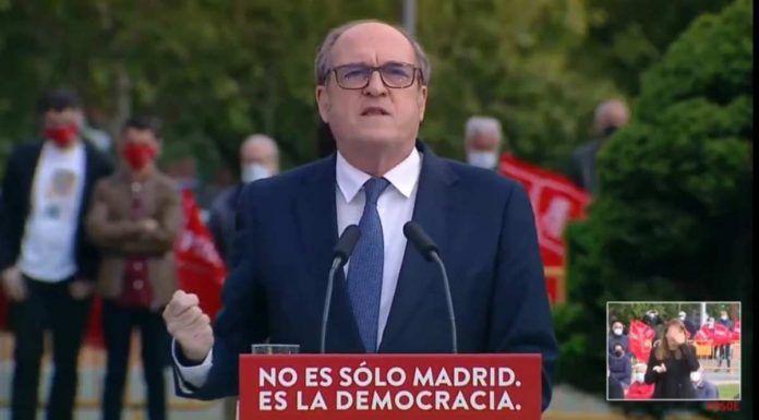 """Gabilondo en Alcorcón """"La política es el arte de los acuerdos"""""""
