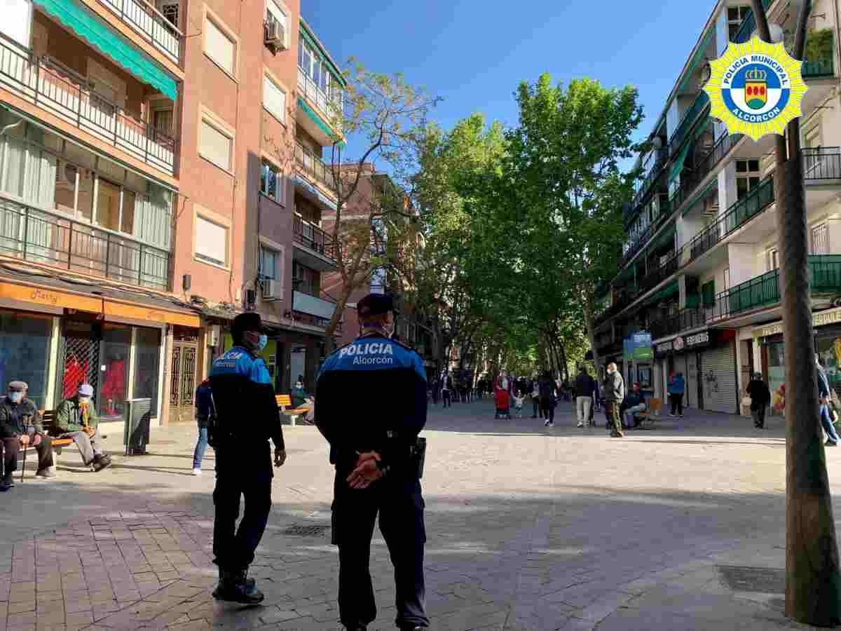 """Inseguridad en Alcorcón con """"peleas entre bandas y disturbios"""" según Vox"""