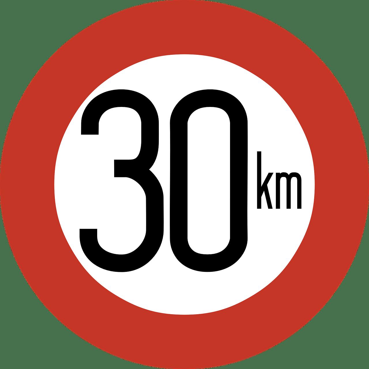 Alcorcón a 30 km/h desde el 11 de mayo