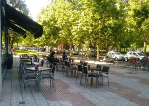 Las terrazas de Alcorcón continuarán con una normativa especial