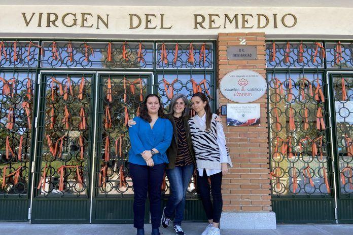 Dos alumnas del Virgen del Remedio de Alcorcón, finalistas en la Olimpiada de Filosofía de Madrid