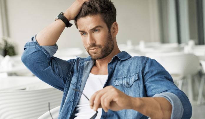 Depilación con cera para hombres