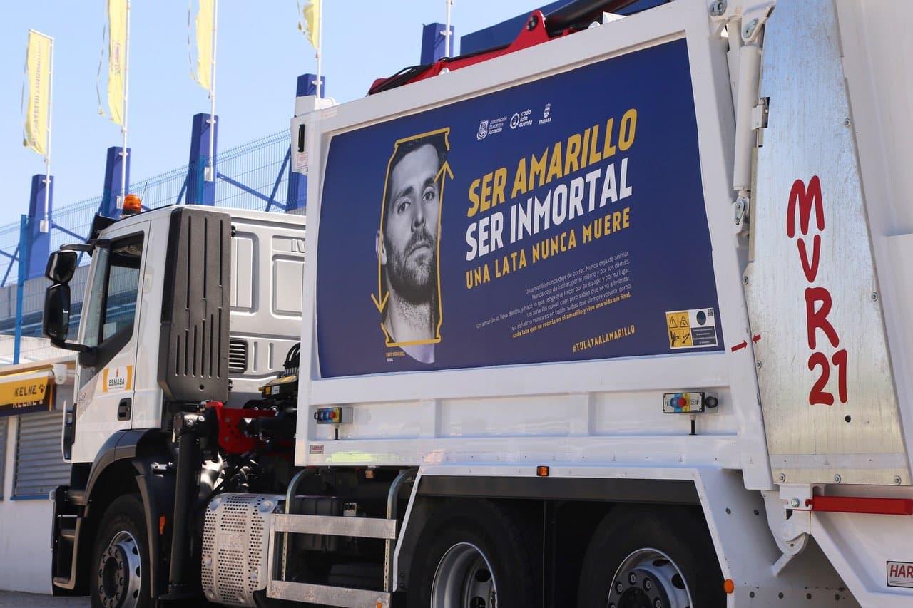 La recogida de basuras en Alcorcón saca una nota de 6,1