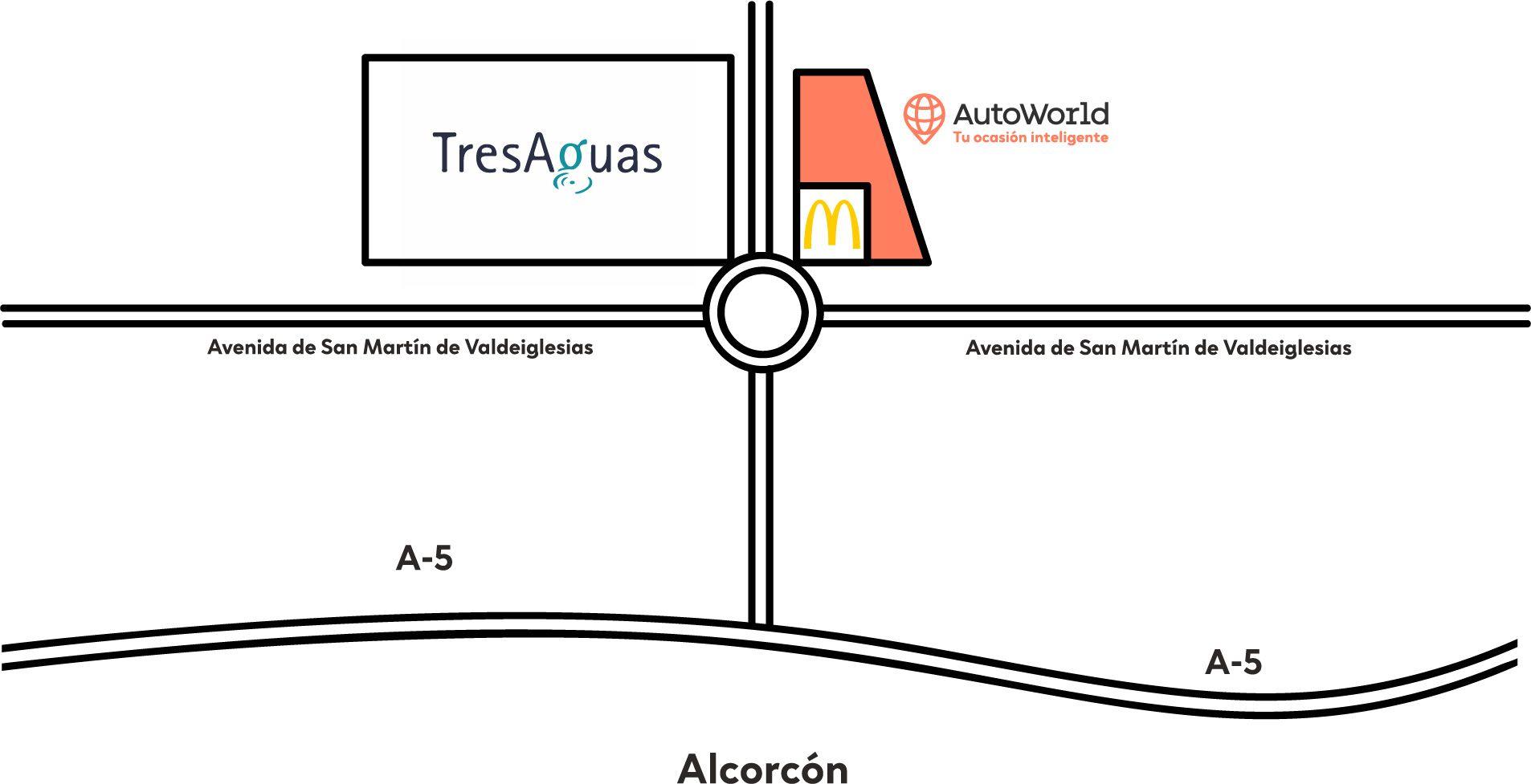 Comprar un coche desde el sofá de casa es posible en Alcorcón