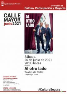 Agenda de Ocio de Alcorcón del 25 al 27 de junio