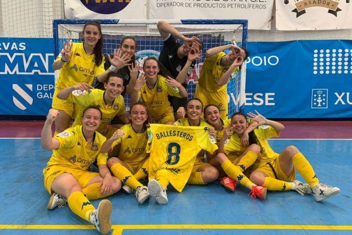 El AD Alcorcón FSF logra la épica y jugará por el título de Primera División