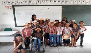 Campaña solidaria del Colegio Amor de Dios de Alcorcón para ayudar a niños en Cuba y Brasil
