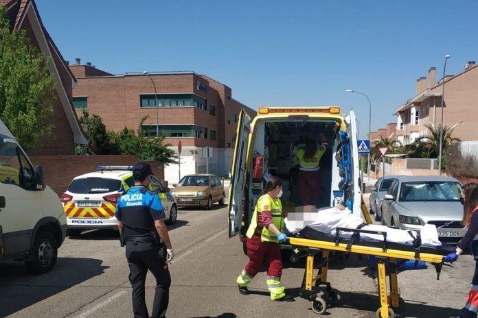 Rescatado un hombre en Alcorcón tras caerse en el baño y pedir ayuda a Alexa