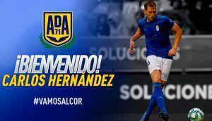 Nuevos fichajes en el fútbol de Alcorcón