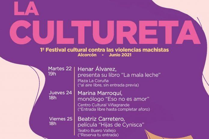 Festival de cultura feminista en Alcorcón