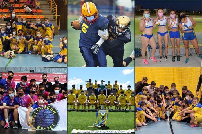 Éxitos muy importantes para el deporte de Alcorcón