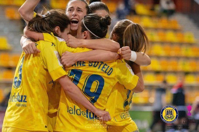 Dónde ver en directo el AD Alcorcón FSF-Futsi Atlético Navalcarnero de semifinales de playoffs de Primera Femenina de fútbol sala