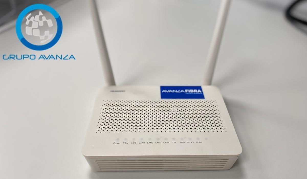 consumo de un router wifi