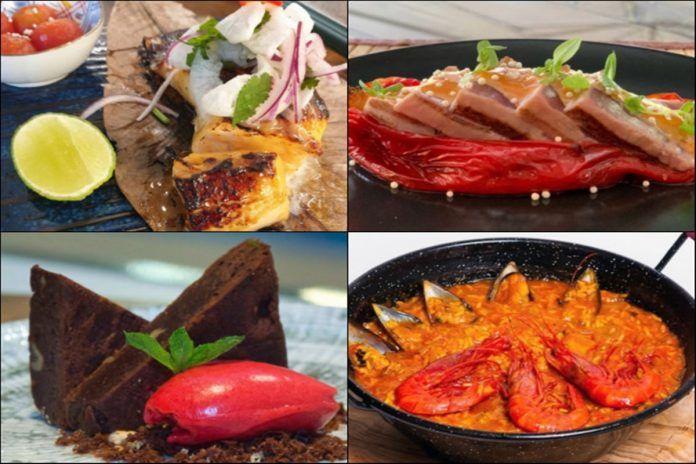 Los ganadores del certamen gastronómico de Alcorcón