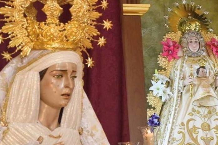 Sigue el lío por el nuevo local de la Hermandad Jesús de Nazareno en Alcorcón