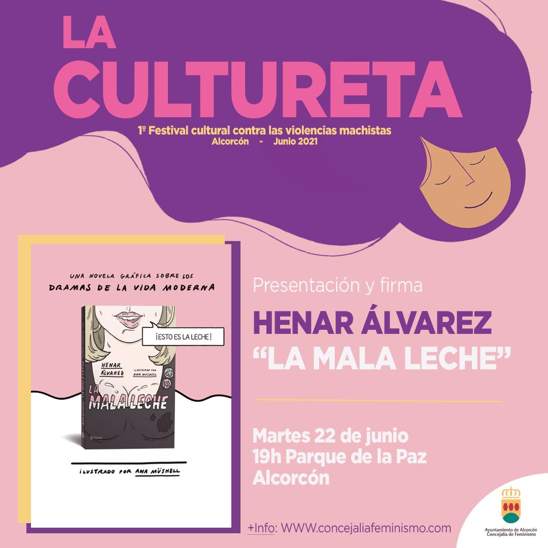 'La Mala Leche' de Henar Álvarez en Alcorcón