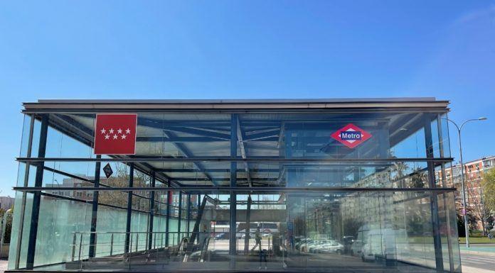 Obras durante todo el verano en la Línea 12 de Metro, que pasa por Alcorcón