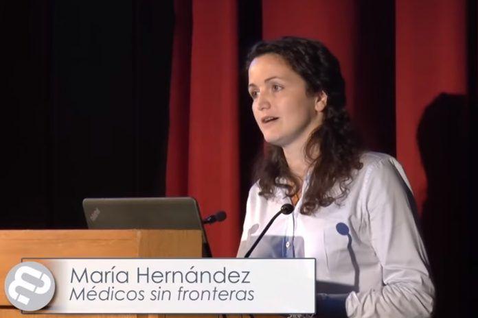 Alcorcón llora la muerte de la cooperante María Hernández