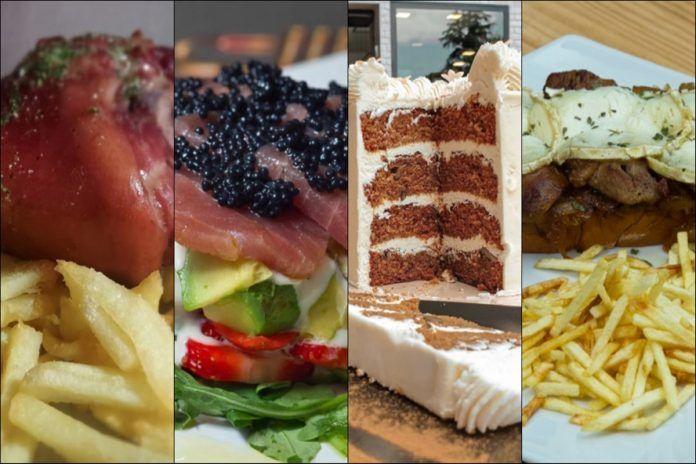 Así va el ranking para elegir la mejor comida de Alcorcón