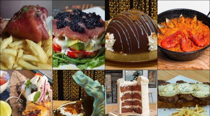 Clasificación actualizada del ranking de la mejor comida de Alcorcón
