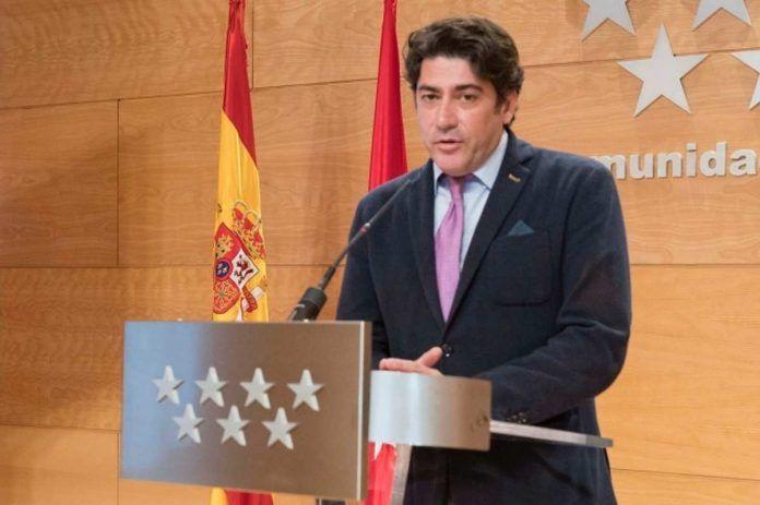 David Pérez, ex Alcalde de Alcorcón, Consejero de Transportes e Infraestructuras