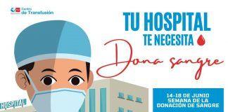 Alcorcón comprometido con la donación de sangre