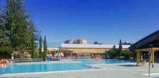 Alcorcón abre la piscina municipal de Los Cantos